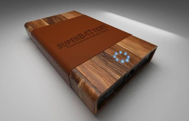 SuperB4Ttery Powerbank Product Design Project
